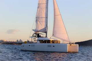 Yacht - Lagoon 39 - 4 + 2 cab.
