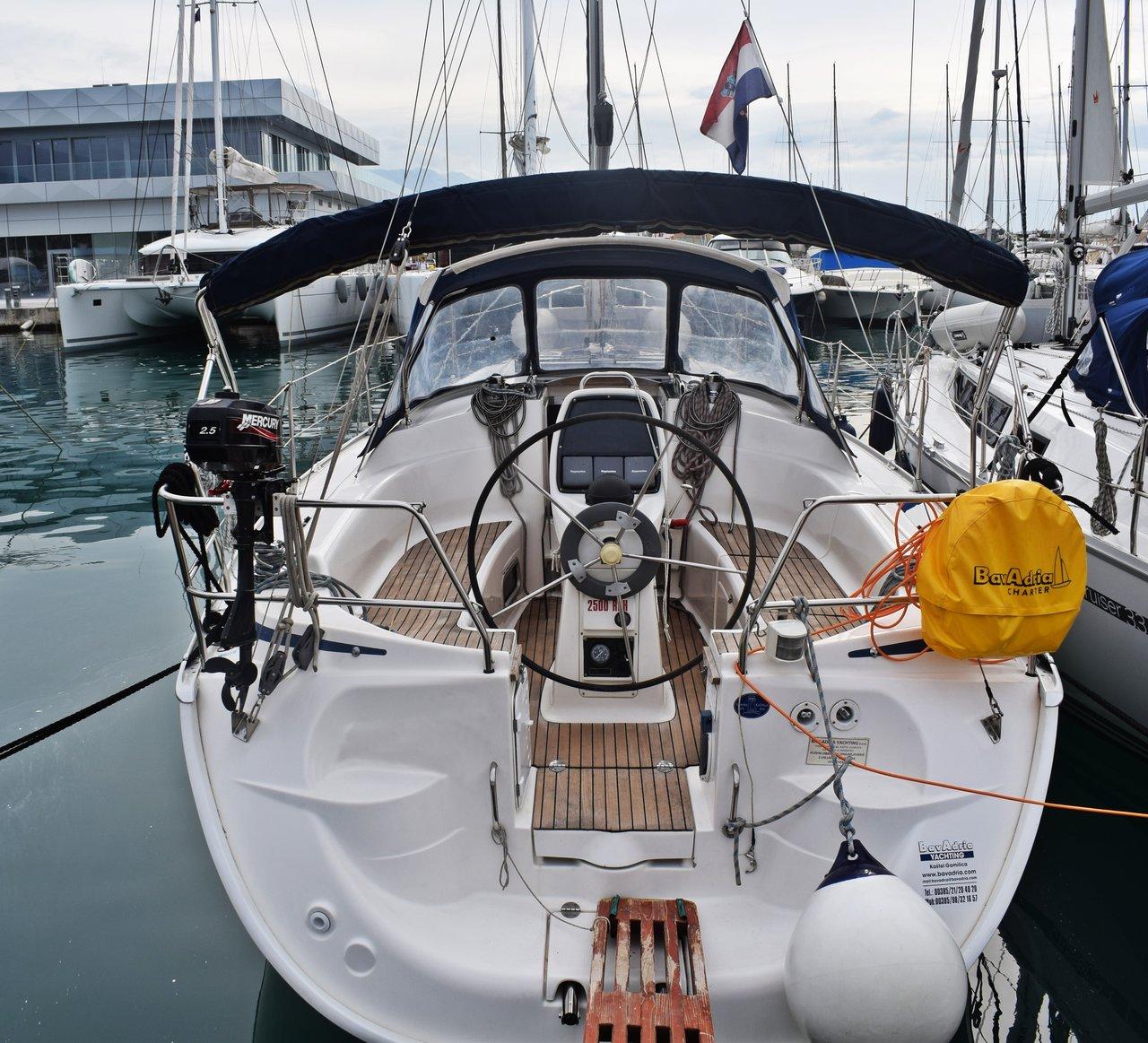 Bavaria 33 Cruiser,