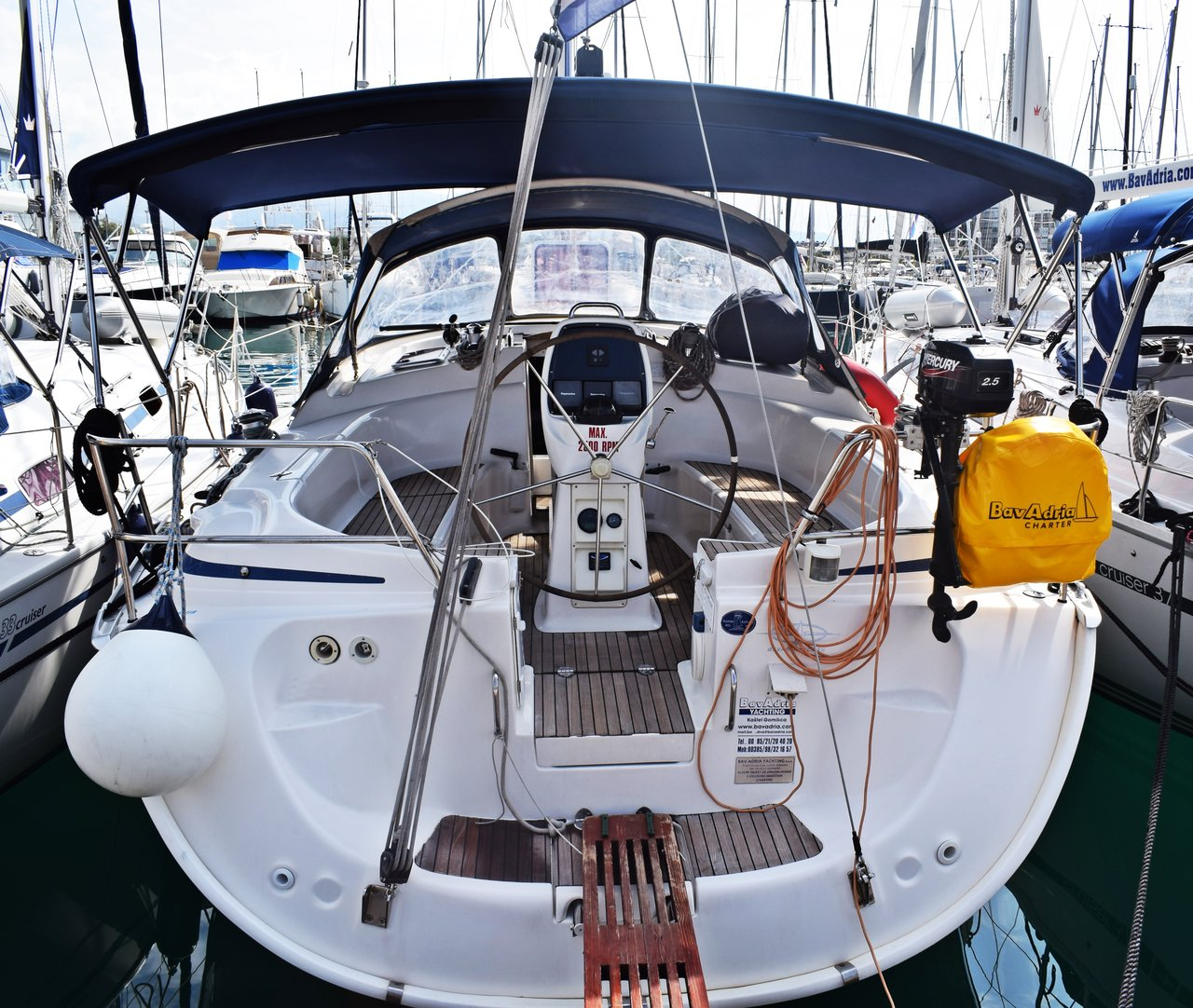 Bavaria 39 Cruiser,