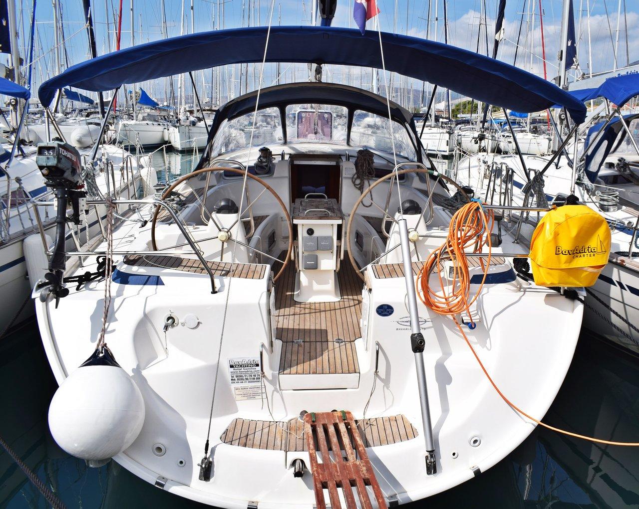 Bavaria 46 Cruiser - Skrivena