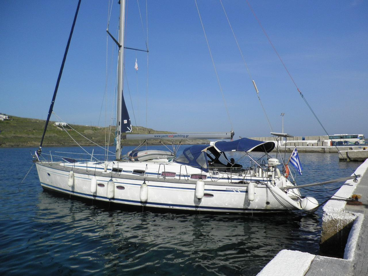Bavaria 50 Cruiser - Perseas - renewed 2016