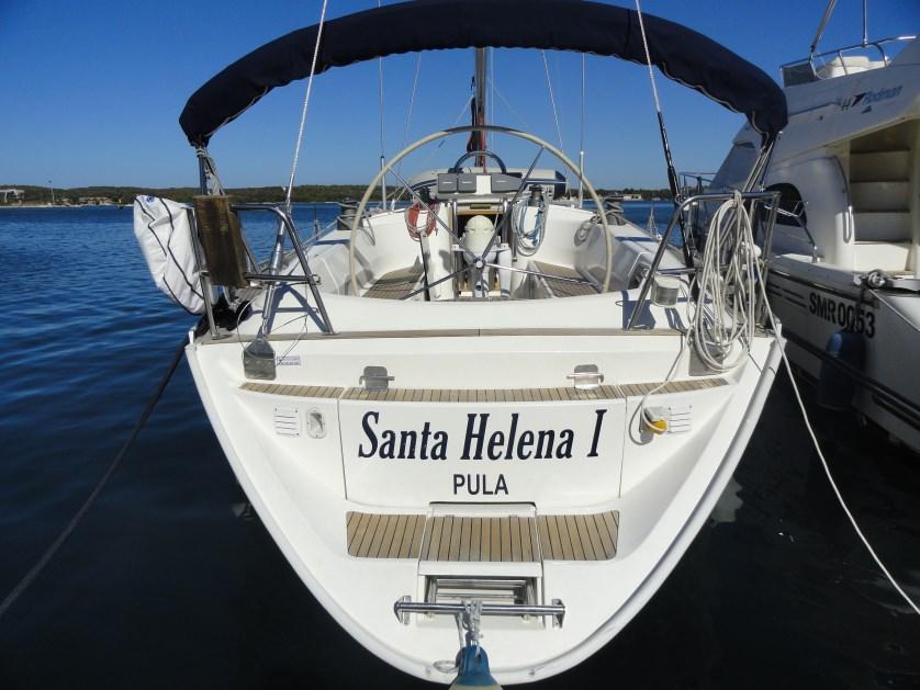 Dufour 50 Classic, Santa Helena