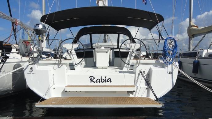 Oceanis 46.1 - Rabia