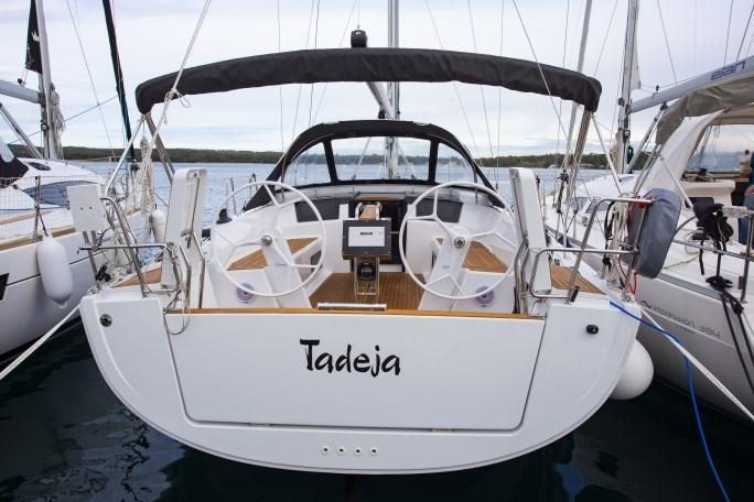 Hanse 388 - Tadeja