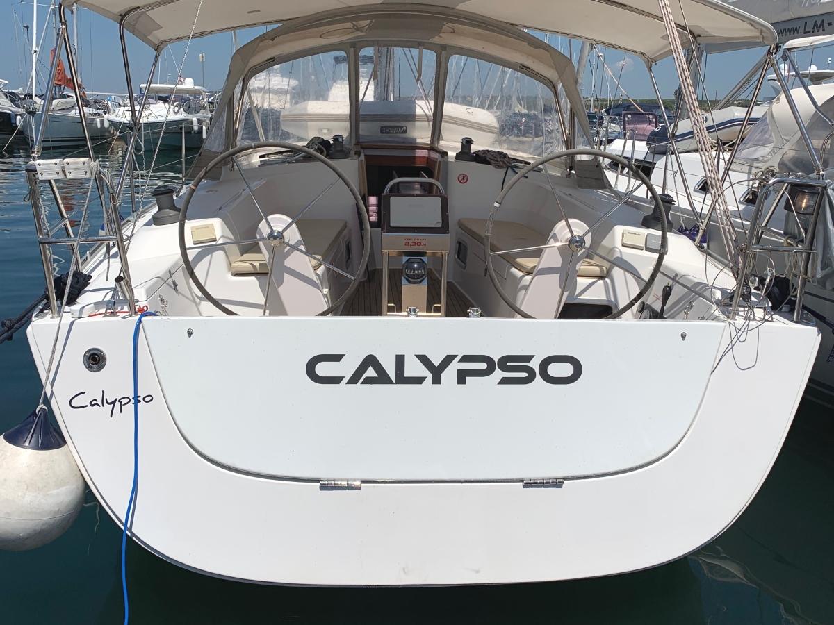 Hanse 400, Calypso
