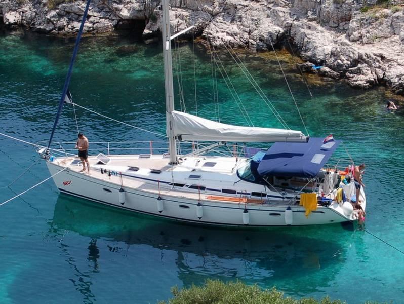 Bavaria 47 Cruiser - Biograd na Moru, Croatia