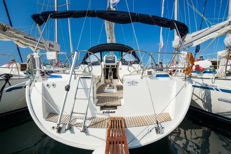Bavaria 47 Cruiser, Daiquiri 42