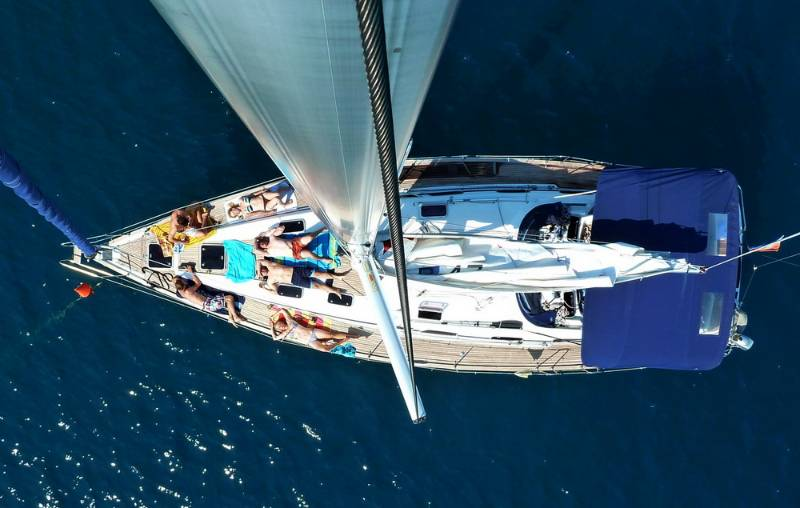 Bavaria 47 Cruiser, Caipirinha 43