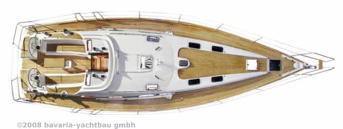 Bavaria 47 Cruiser, Kamikaze 47