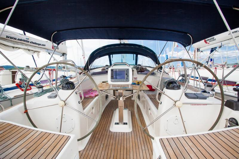 Bavaria 47 Cruiser, Bloody Mary 49