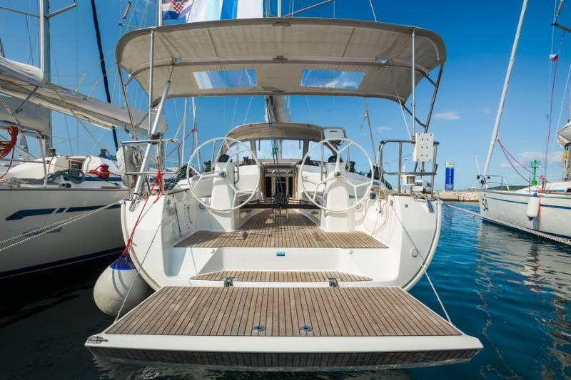 Bavaria Cruiser 40 S - Split, Croatia