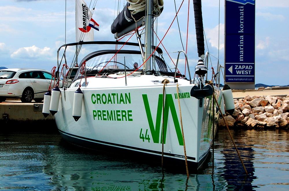 Varianta 44 - Biograd na Moru, Croatia