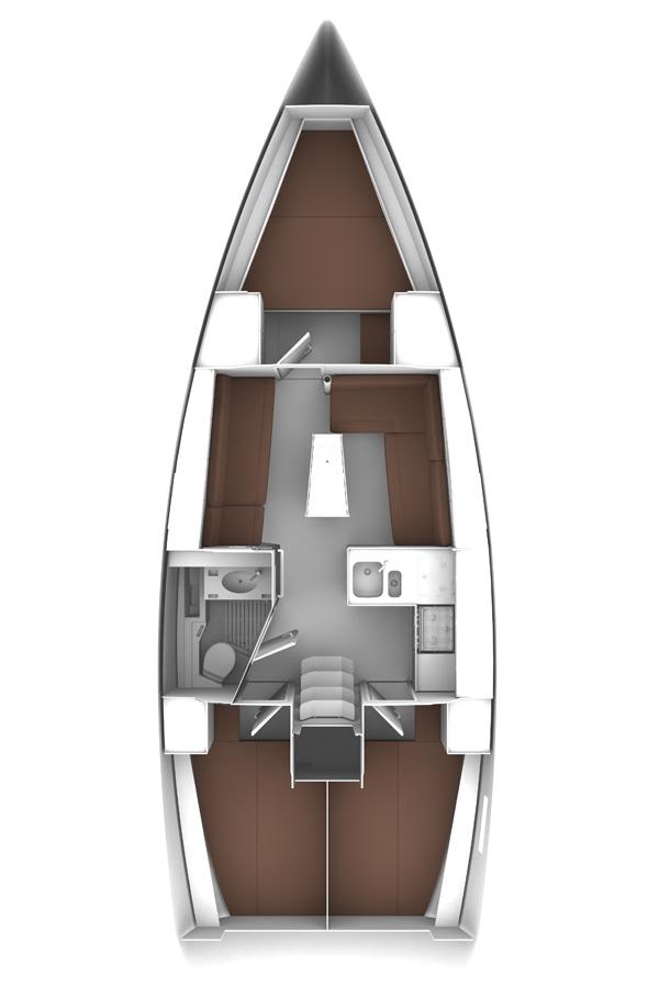 Bavaria Cruiser 37, Samsara