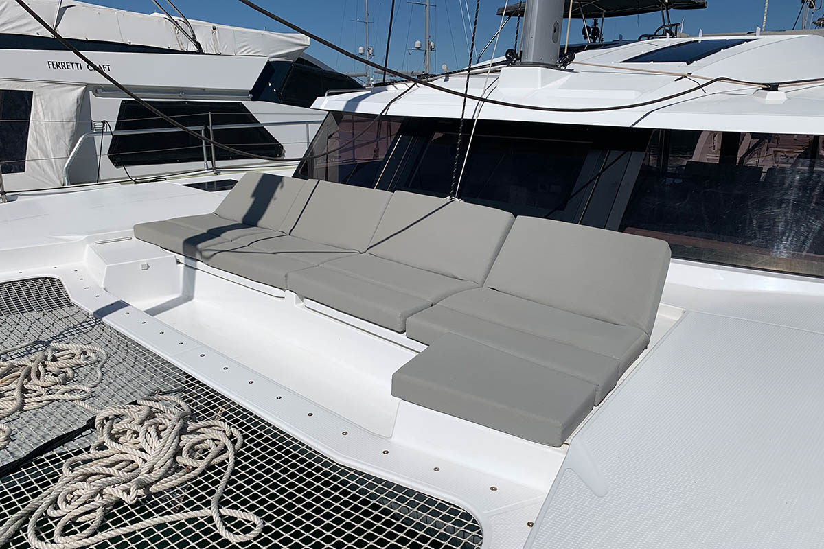 Fountaine Pajot New 45 - 4 + 2 cab.
