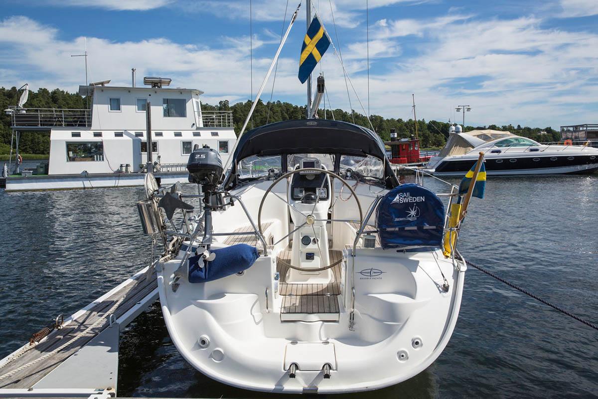 Bavaria 30 Cruiser  (2006) - Lidingö-Gȧshaga