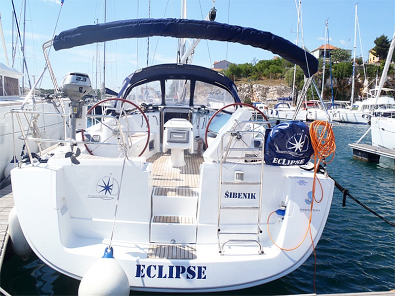 Oceanis 43, Eclipse