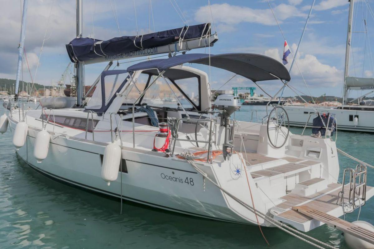 Oceanis 48, Claudia II