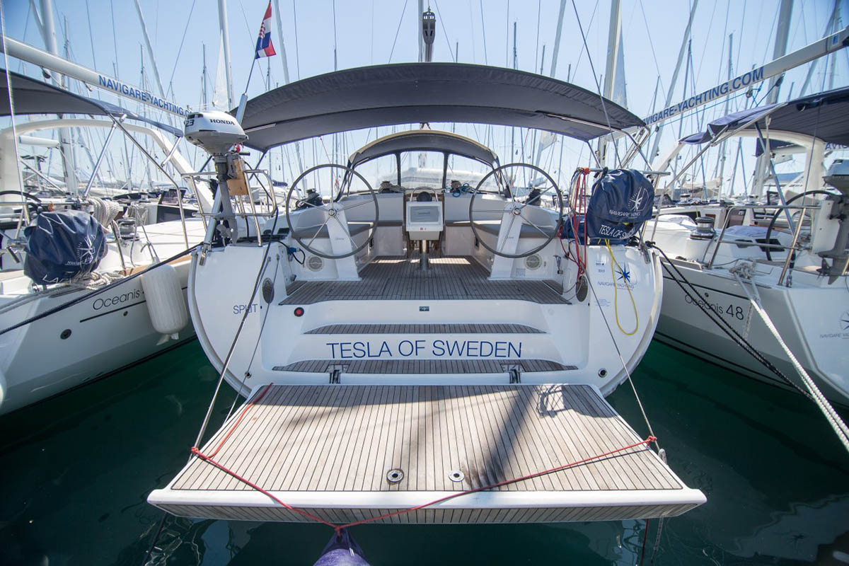 Bavaria Cruiser 51 - Tesla of Sweden SPA