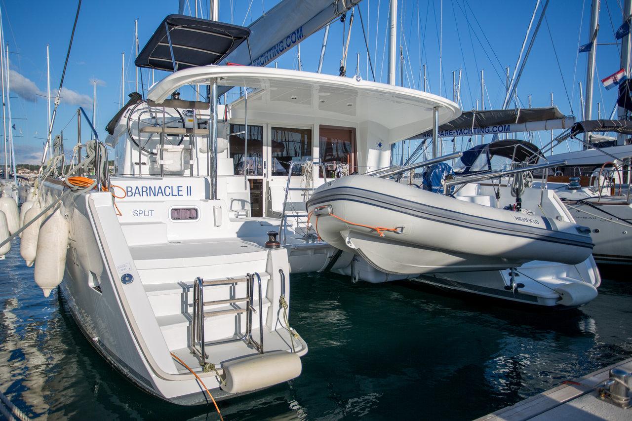 Lagoon 400 S2, Barnacle II