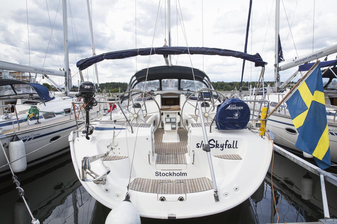 Bavaria 50 Cruiser - Skyfall