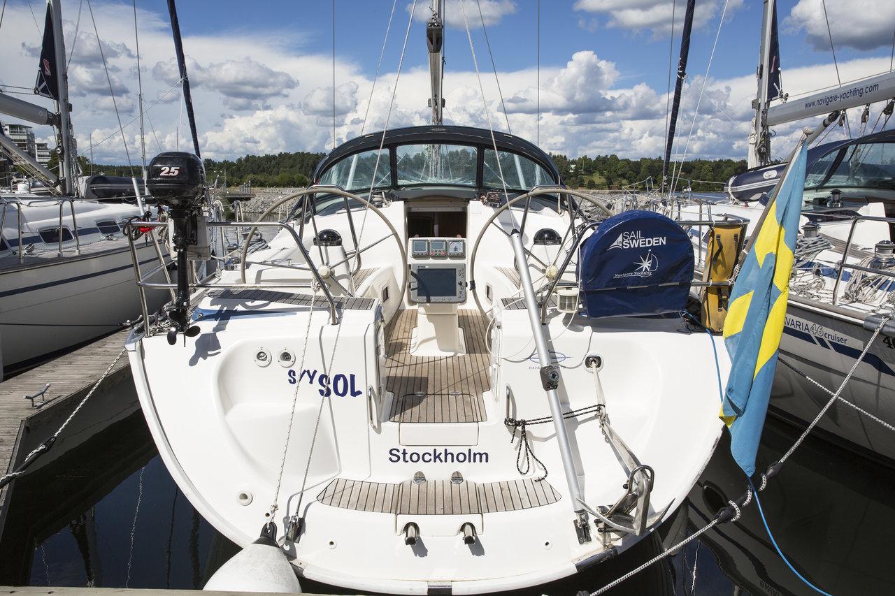 Bavaria 42 Cruiser - Sol