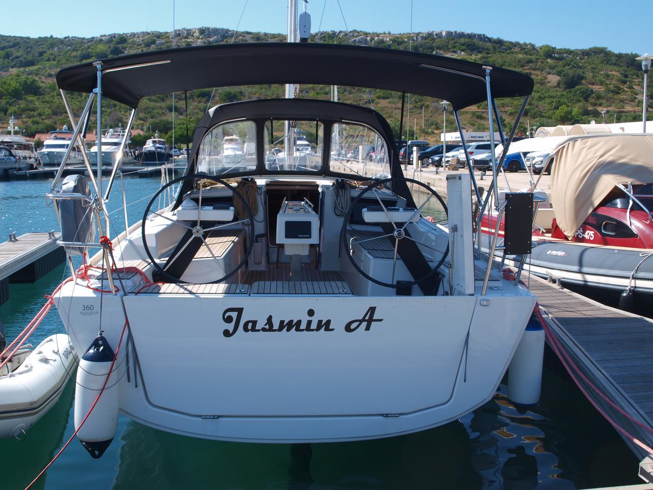 Dufour 360 GL - Jasmin A