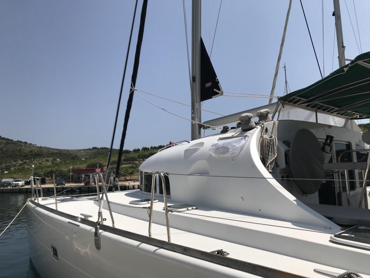 Lagoon 410, Cassiopeia II