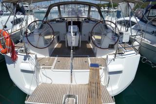Sun Odyssey 509 - 5 cab. - Reful Yachting