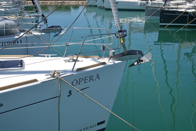 Oceanis 50 Family, Opera