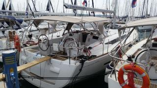 Sun Odyssey 439 - Reful Yachting
