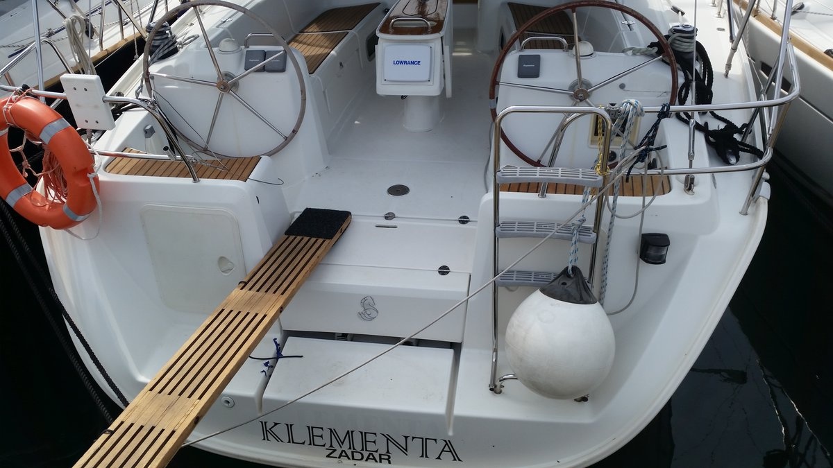 Cyclades 43.4, Klementa