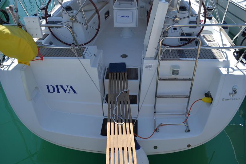 Oceanis 40, Diva