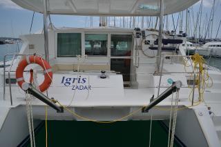 Lagoon 420 - 4 + 1 cab. - Reful Yachting
