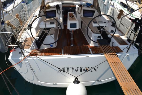 Dufour 360 GL, Minion