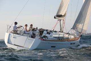 Sun Odyssey 409 - Reful Yachting