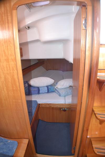 Bavaria 39 Cruiser, Demi