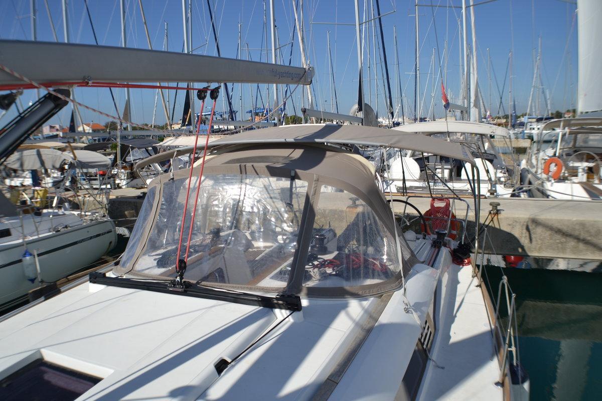 Sun Odyssey 439, Libera