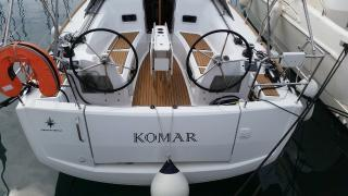 Sun Odyssey 349 - Reful Yachting