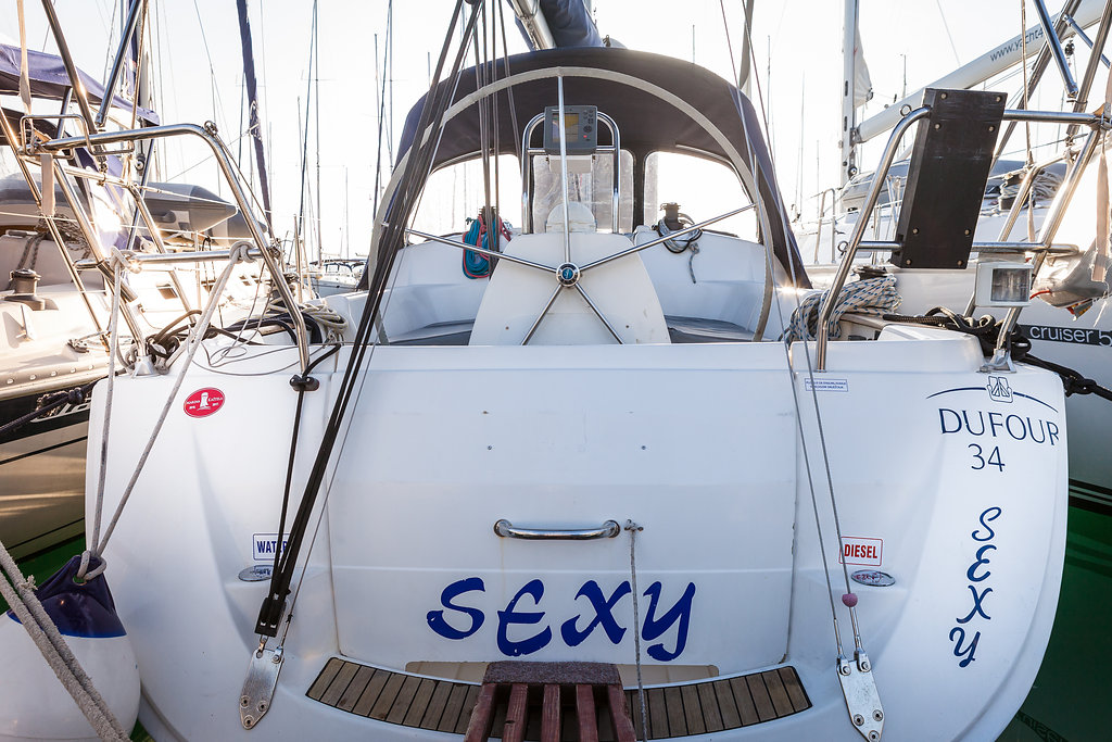 Dufour 34, Sexy