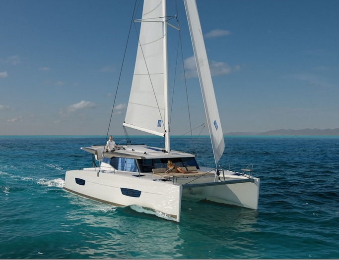 Fountaine Pajot Lucia 40 - WHY NOT