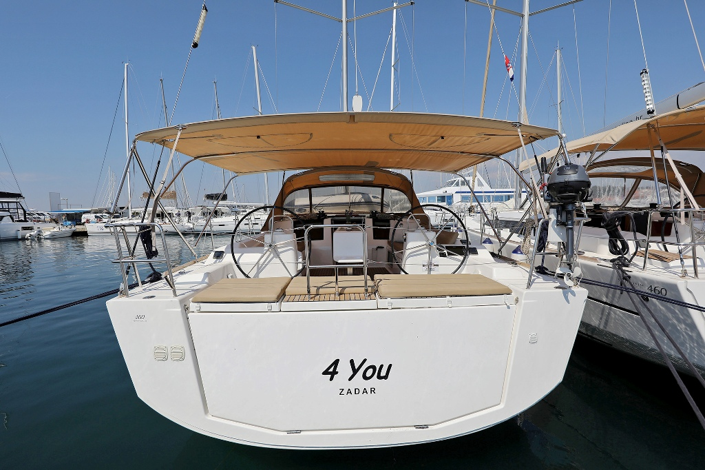 Dufour 460 GL - 4 YOU