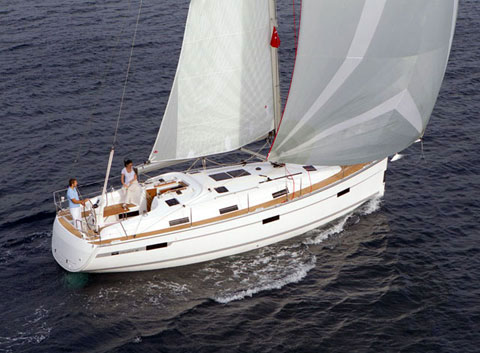 Bavaria Cruiser 36, Bura
