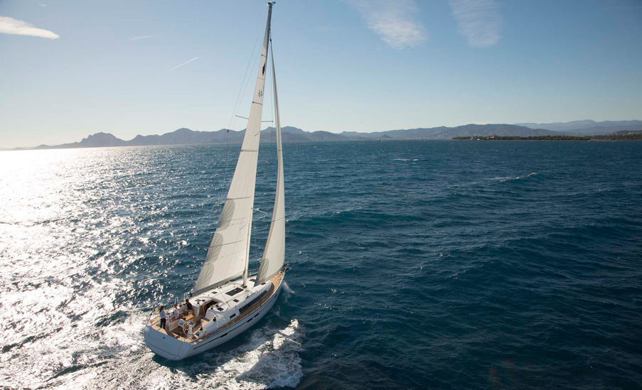 Bavaria Cruiser 46, Openoffice
