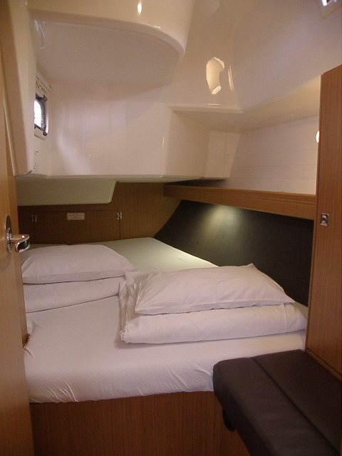 Bavaria Cruiser 37, Boa