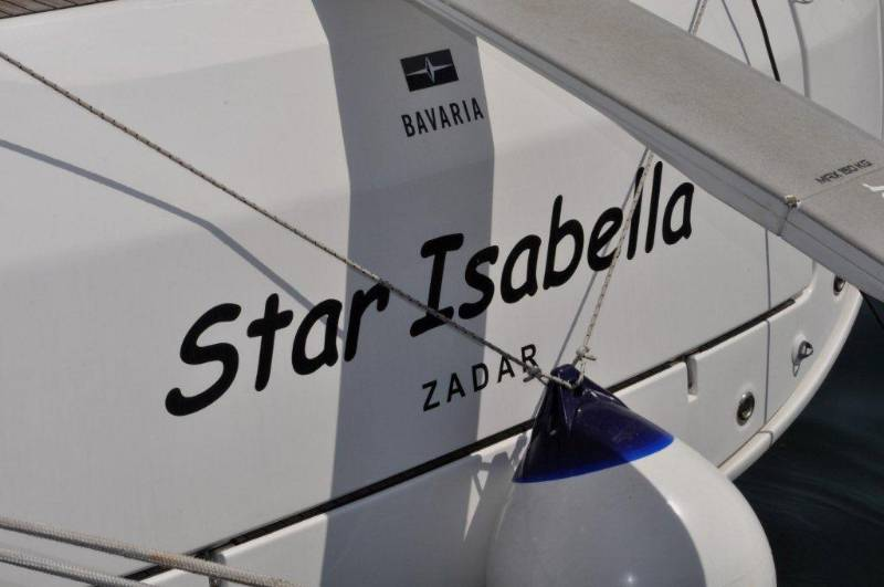 Bavaria Cruiser 50, Star Isabella