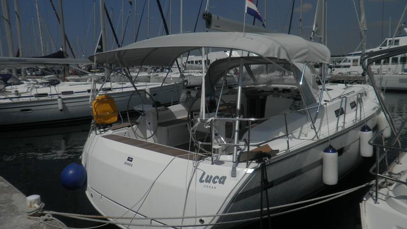 Bavaria Cruiser 45, Luca