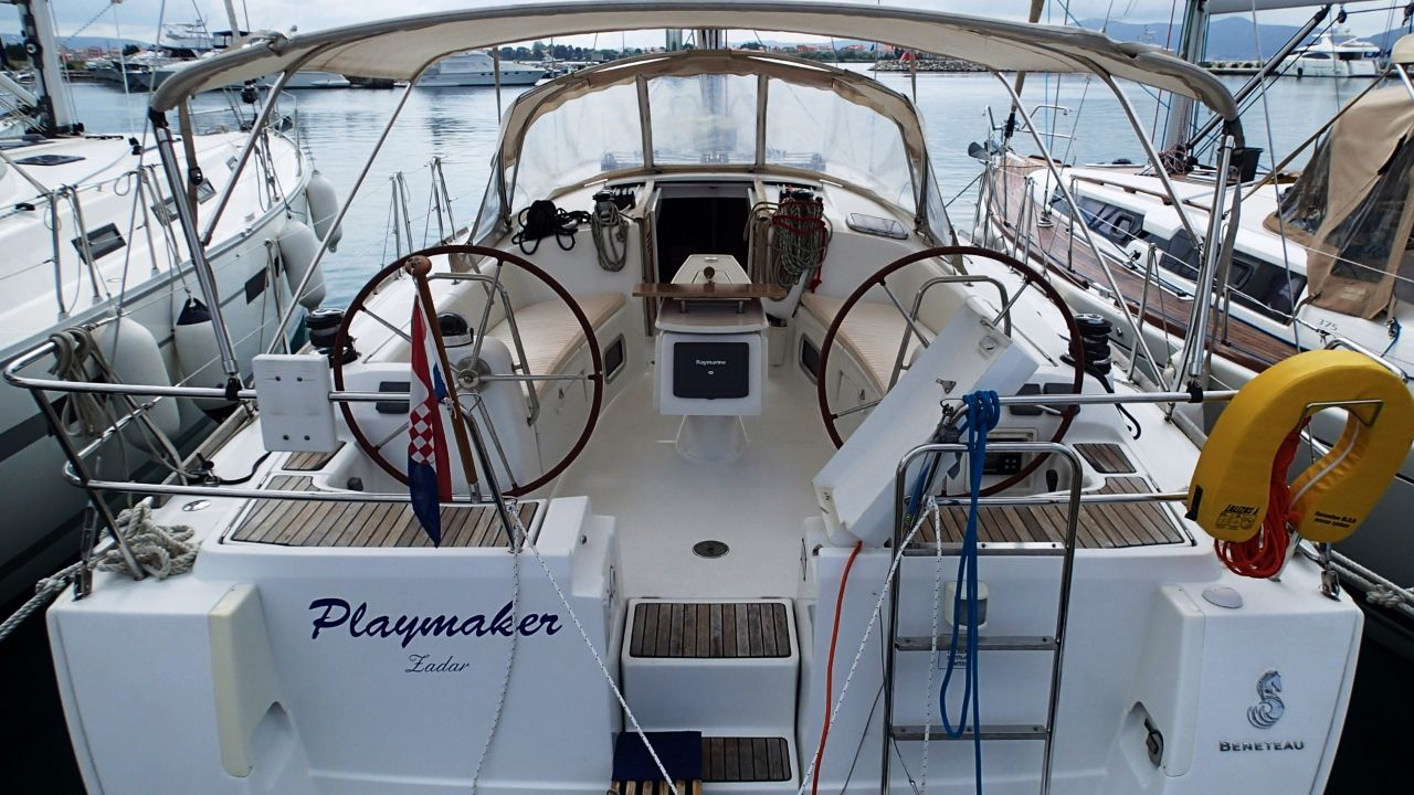 Oceanis 43 - Playmaker