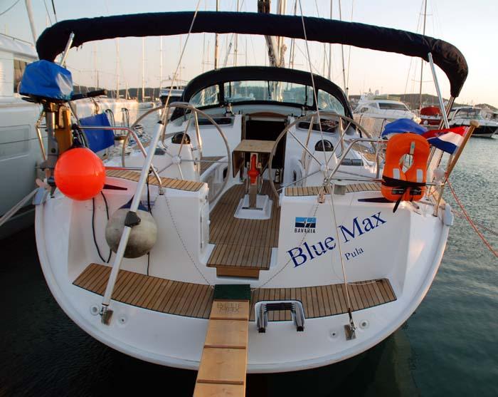 Bavaria Cruiser 51 - Blue Max