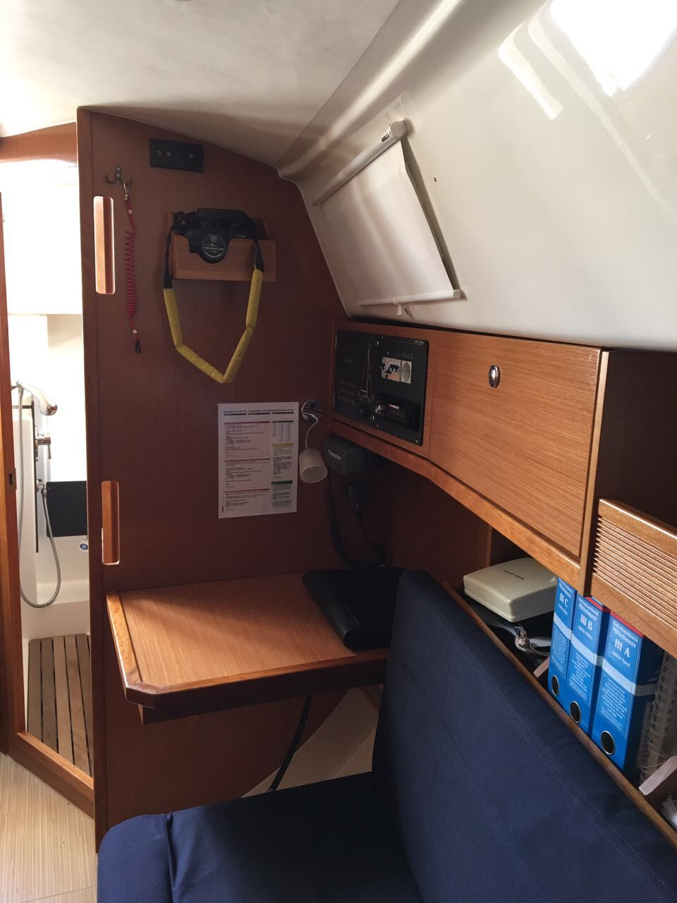 Bavaria Cruiser 32, Nici
