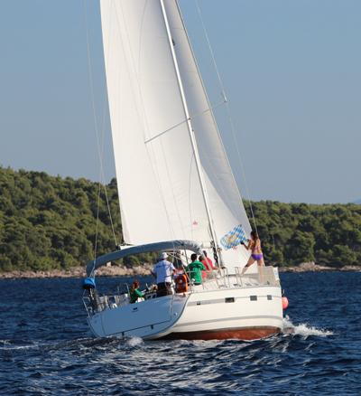 Bavaria Cruiser 40 - Inipi